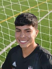 Alfredo Pacheco, WFHS boys team captain