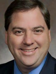 Waukesha County Executive Paul Farrow.