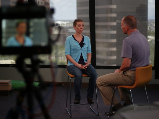 The Republic's Craig Harris interviews Tarah Ausburn,