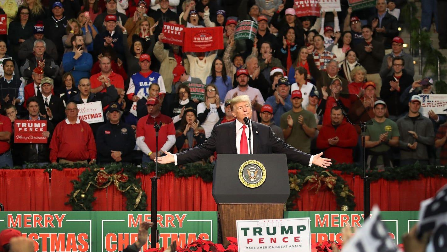 President Trump 'on trial' in Alabama's Senate election