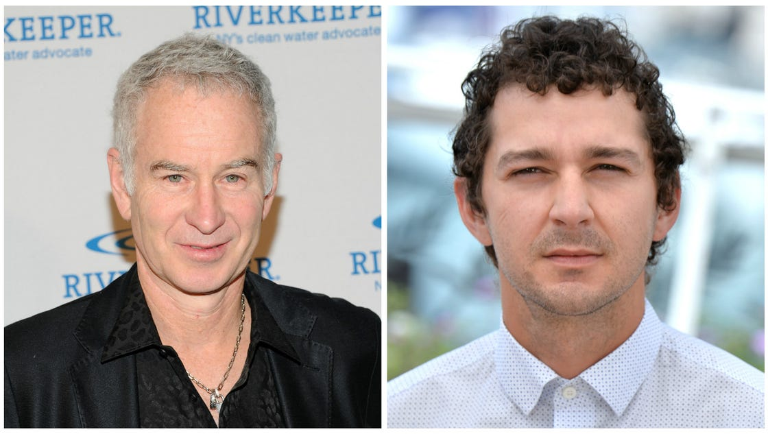 Cannes: How Shia LaBeouf relates to his next role as John McEnroe