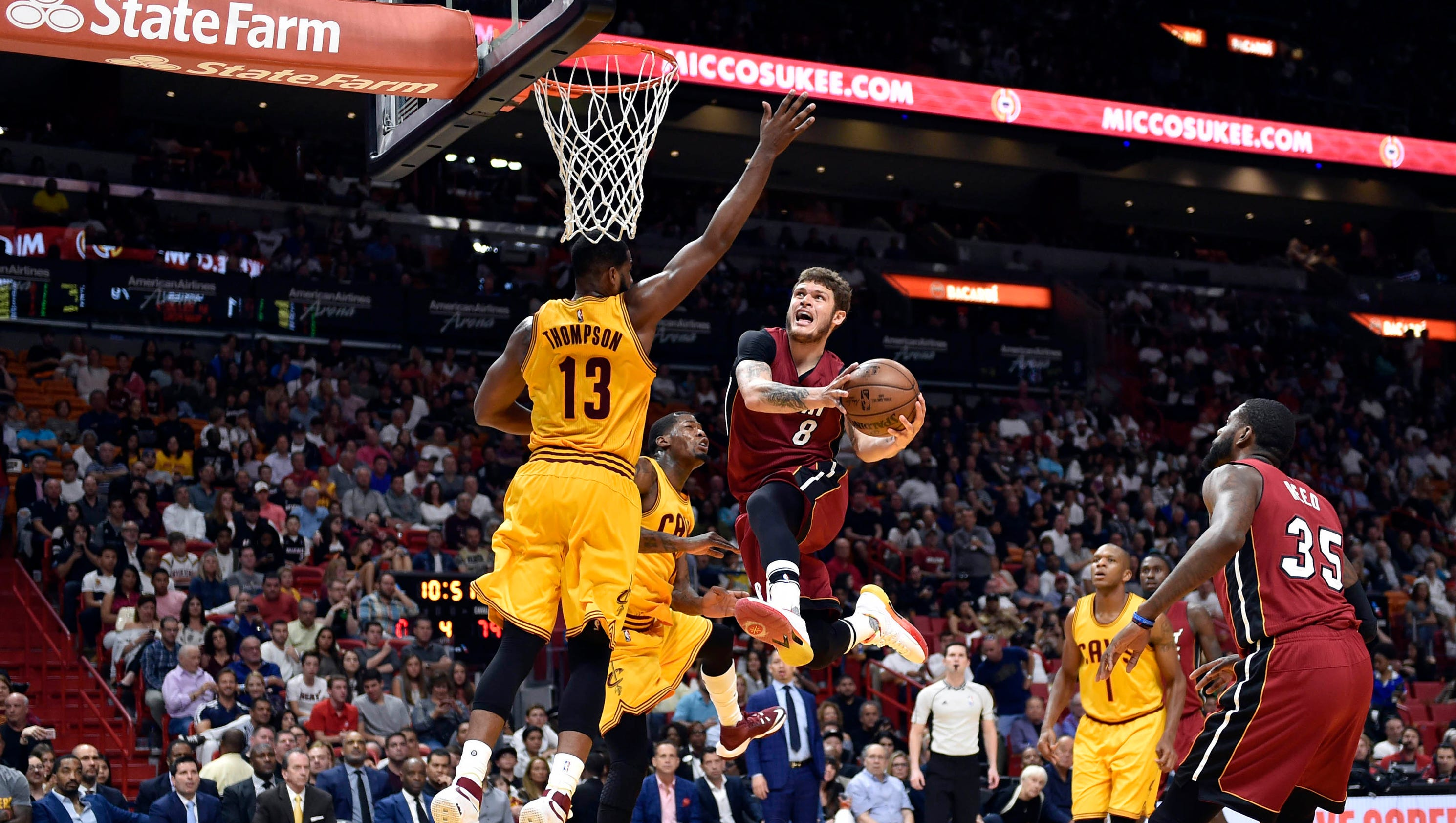 Cleveland Cavaliers: LeBron James, Kyrie Irving Rest As Cavaliers Blown Out By Heat