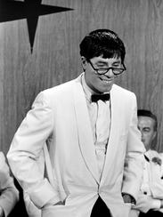 Jerry Lewis as seen in the title role of 1963's 'The