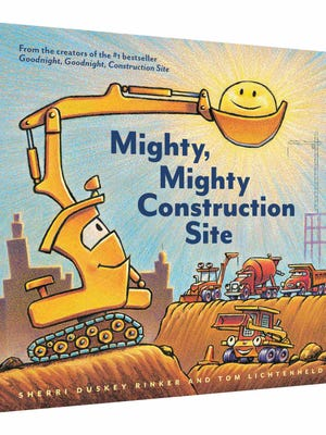 """Mighty, Mighty Construction Site"""