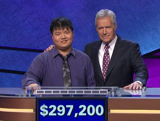 AP TV Jeopardy Chu