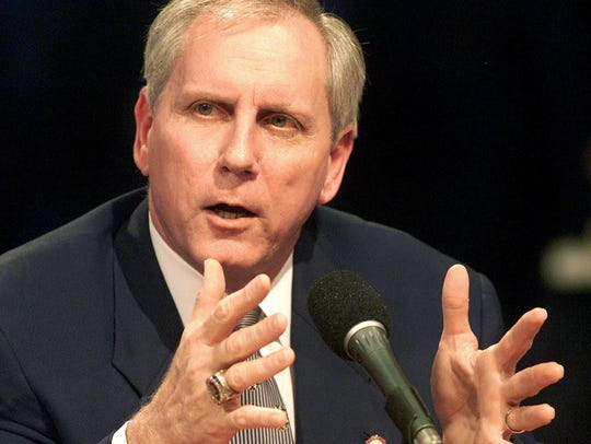 File photo of former Florida State University President