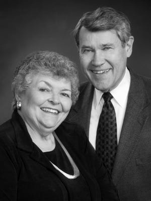 Mary Jo and Richard Stanley