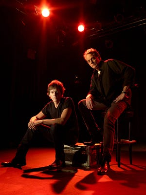 The Bacon Brothers will play City Winery Friday and Saturday.