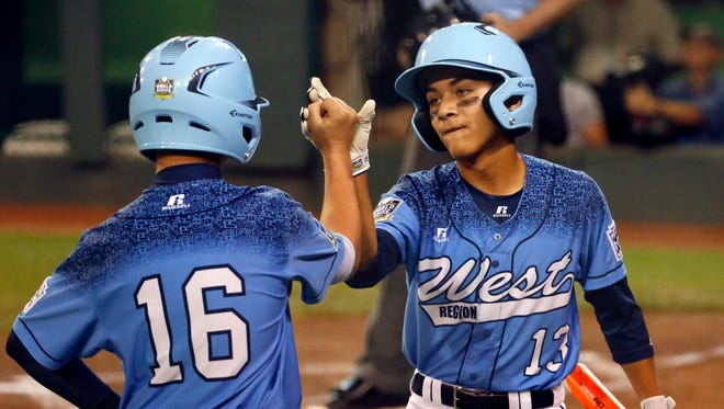 Little League World Series in South Williamsport, Pa., on Aug. 25, 2015.