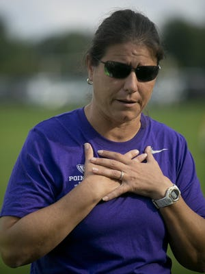 University of Wisconsin-Stevens Point women's soccer coach Dawn Crow was part of four NCAA Division I national championships at North Carolina. The first-year coach is intent on restoring the Pointers program to a perennial WIAC powerhouse.