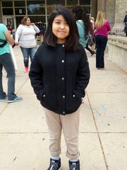 Emily Rodriguez, 12, was diagnosed with systemic juvenile onset arthritis.