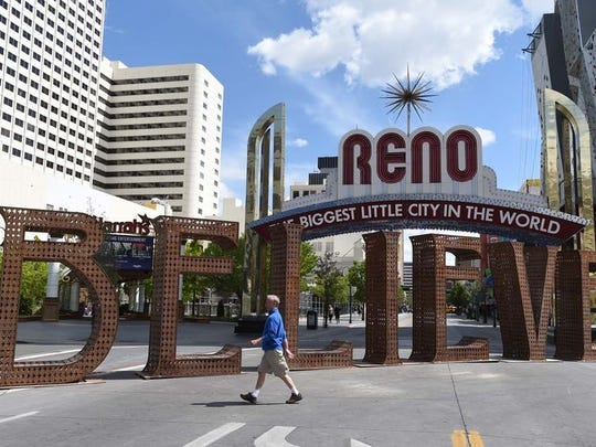 Eleven artists will show their work at the Reno Sculpture Fest on Friday, Saturday and Sunday in the downtown Reno Arch District.