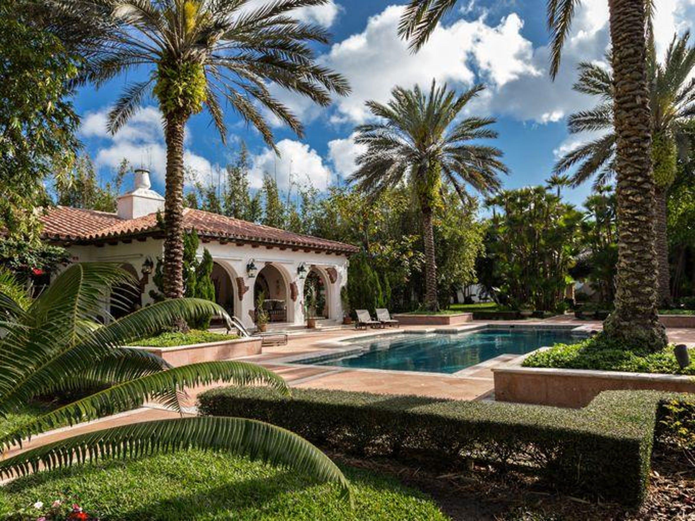 Ron Rosenzweig/for FLORIDA TODAYHacienda del Sol on
