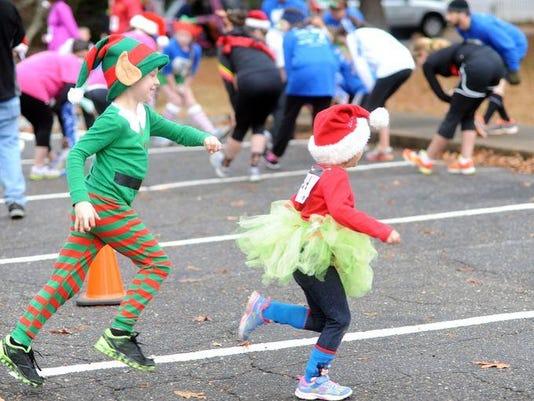 Jingle Bell Run2 2014