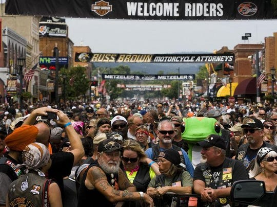 The 75th Sturgis Rally drew a record-number of people, but it also meant a record-number of fatal crashes.