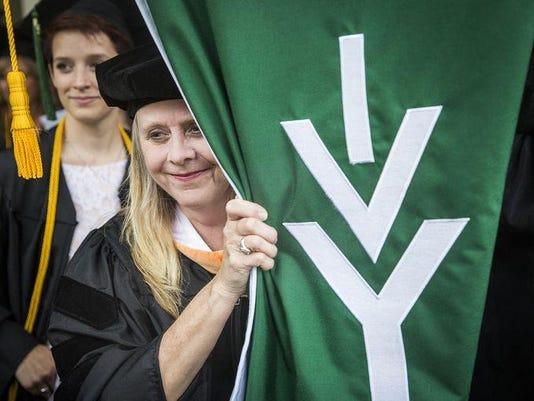 Ivy Tech grad 2016 banner