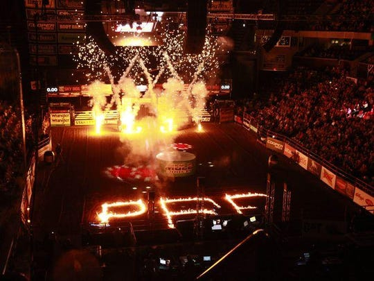 JQH Arena will again host the PBR event this year.