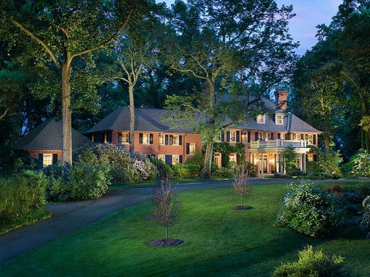 Tommy Dorsey used to live in this Bernardsville home.