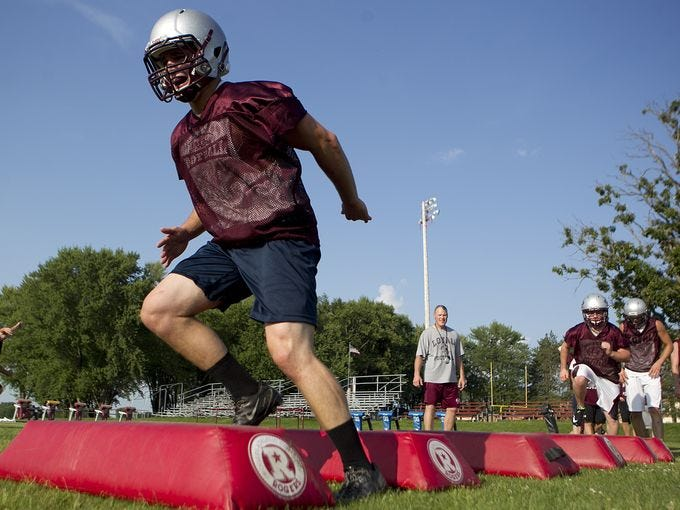 Local teams are getting ready for the season.