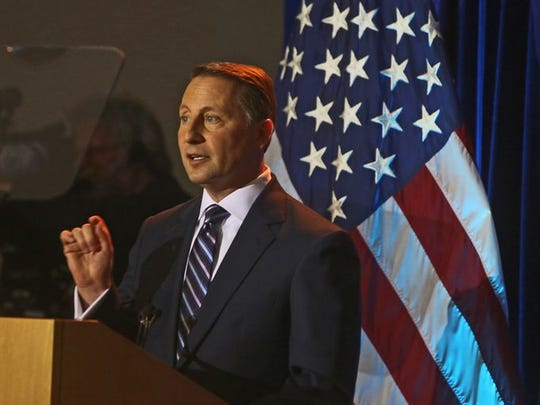County Executive Rob Astorino at last year's State