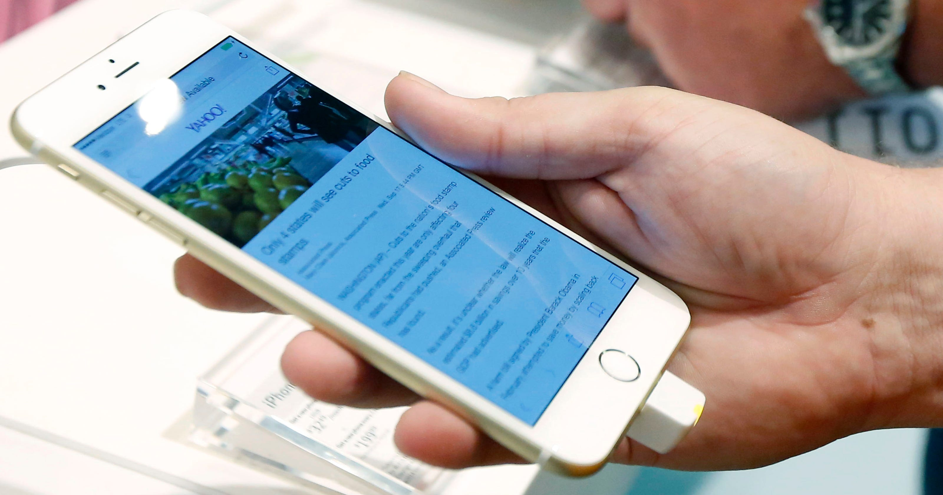 Lost your phone? Here's how to find it