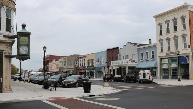 Applications for Downtown Improvement Grants are available for businesses and building owners starting Thursday to improve their property, positively influence economic growth, and enhance aesthetic appeal.