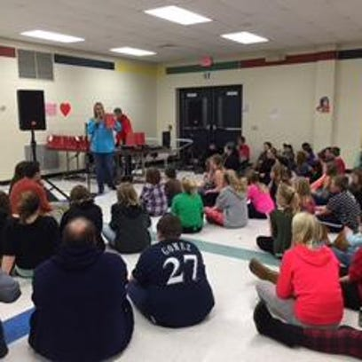 The South Park Middle School PTN hosted their second