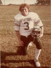 Rod Gladfelter was one of York County's top football