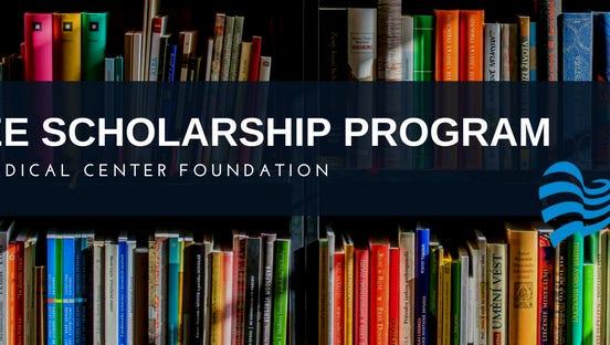 McKee Medical Center Foundation scholarship application open.