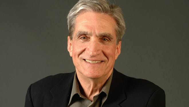Robert Pinsky, 39th U.S. Poet Laureate, visited Tallahassee as part of his Favorite Poem Project.