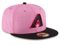 Diamondbacks Mother's Day cap.