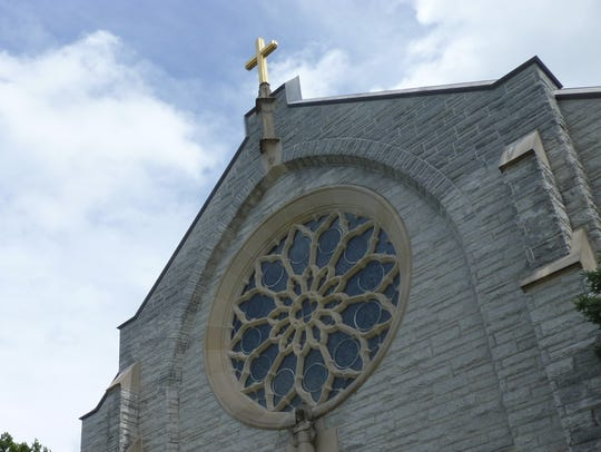 St. Francis of Assisi Cathedral in Metuchen.
