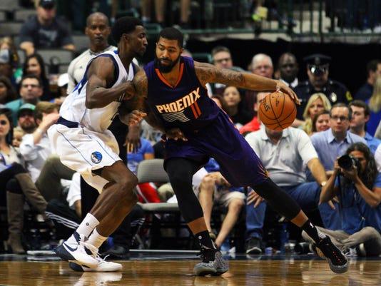 NBA: Preseason-Phoenix Suns at Dallas Mavericks