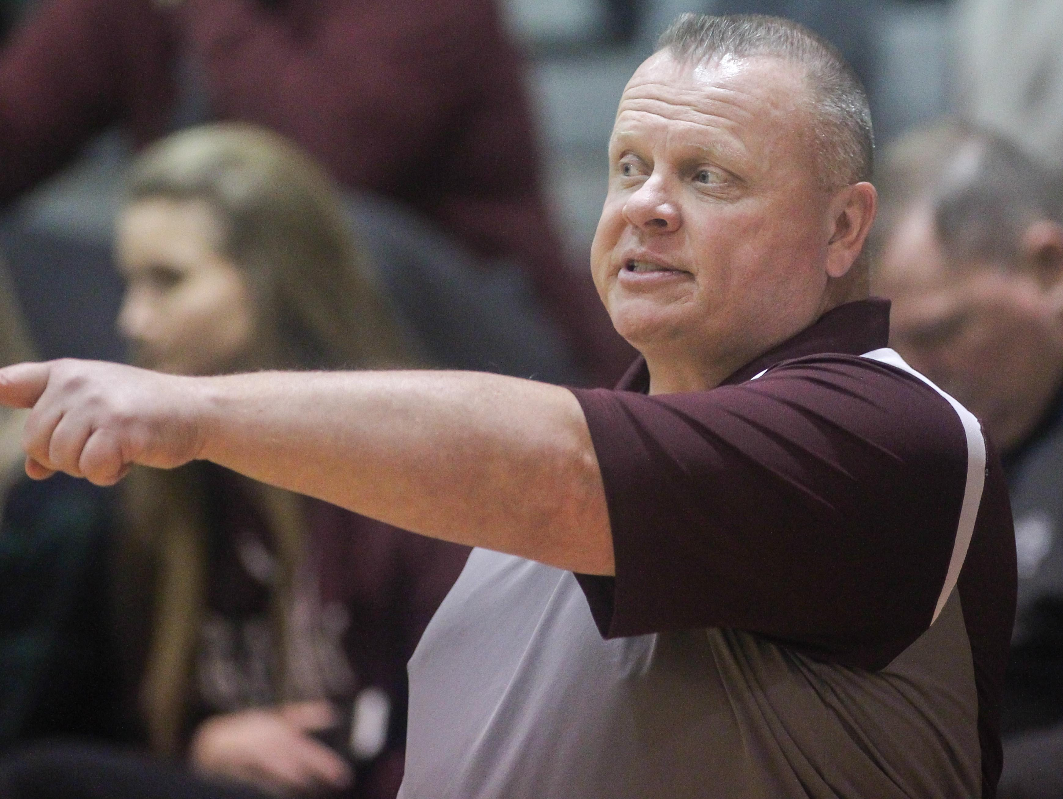 Mark Tobin and No. 19 Caravel pulled off the upset of No. 3 Salesianum in the DIAA boys basketball tournament.