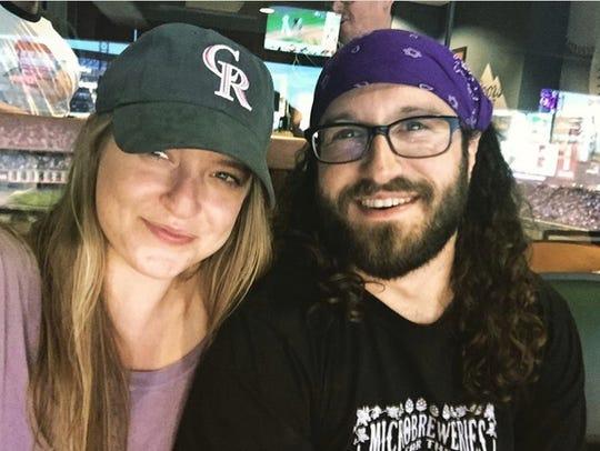 Matt Adams, 30, died of an opioid overdose on September
