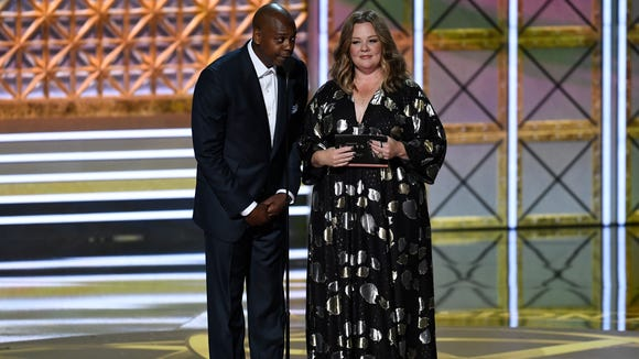 Dave Chappelle and Melissa McCarthy didn't have a script