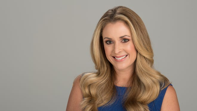 ESPN's Nicole Briscoe will host the telecast of the 102nd running of the Indianapolis 500.