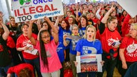 Arizona teachers are organizing a day of protest Wednesday to highlight low wages.