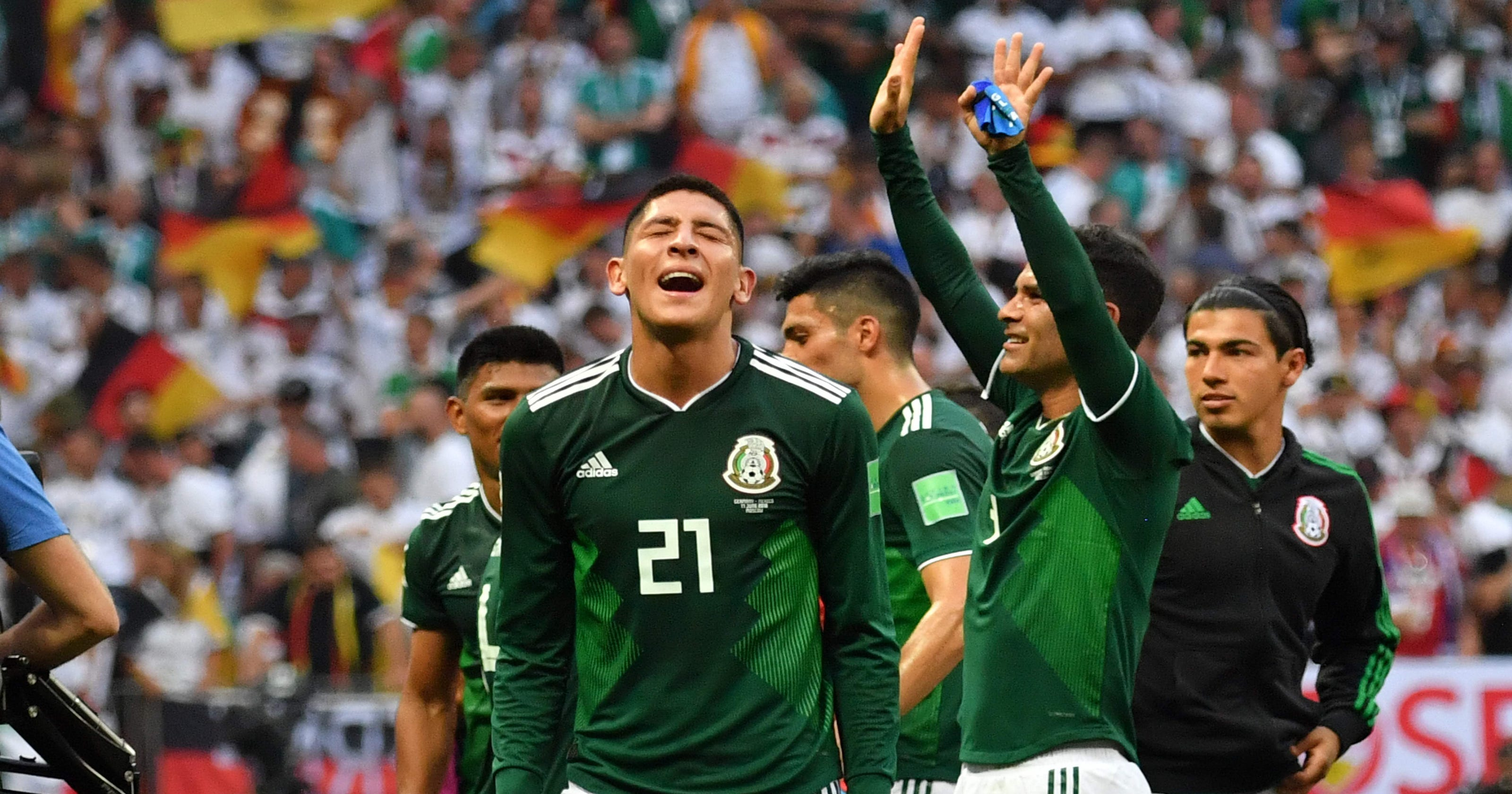 5770f7aa383 World Cup: Mexico is tournament's biggest loser historically
