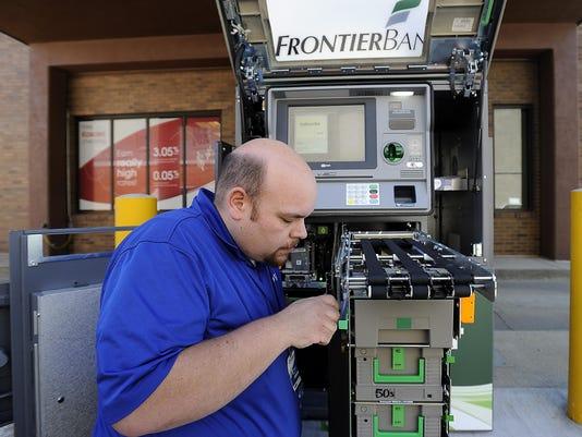 Vitrual Teller - Frontier Bank - robotics stories
