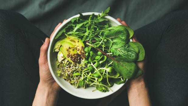 If a plant-based diet is good, is a plant-only diet ideal?  Not necessarily.
