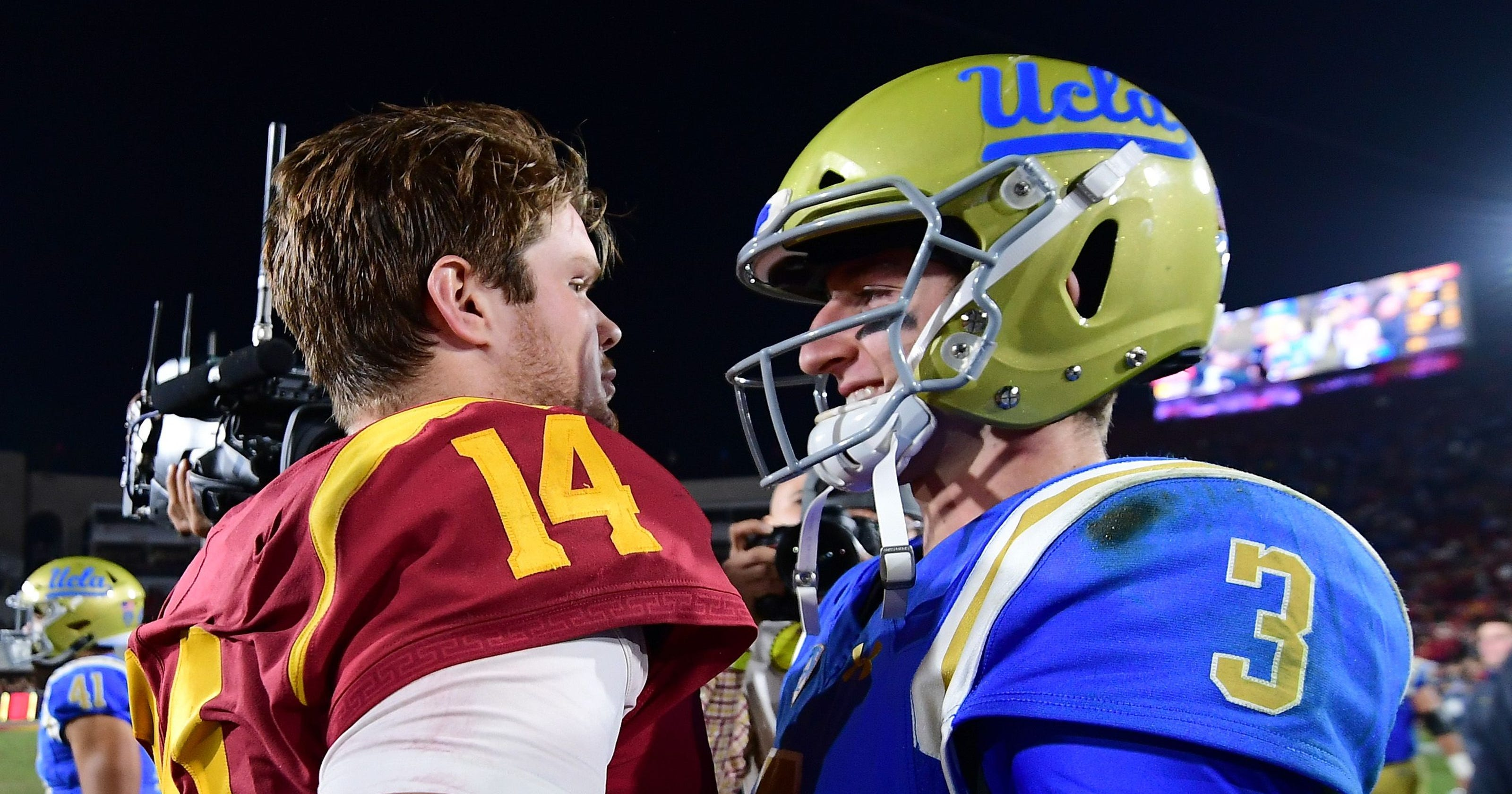 2018 NFL mock draft  Where do Sam Darnold 086027ae1
