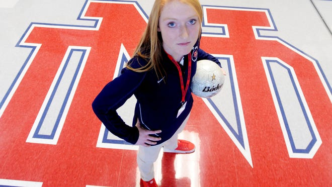 Former North DeSoto soccer standout Kati Jayde Cunningham has been named the girls soccer coach at NDHS.