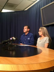 Sgt. Jamie Rothschild and Bobbie Campbell ask for the public's help solving the death of Campbell's son Joshua Bartley.