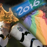The Rio Olympic Games offer LGBT athletes a platform to evoke change, but the pressure can be overwhelming.