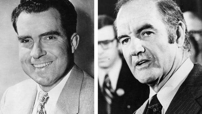 Former Senator George McGovern died at age 90, in 2012, 40 years after losing the presidential election to Richard Nixon, who died in 1994 at age 81, fitting a pattern found in a new study showing national electoral losers tend to live longer.