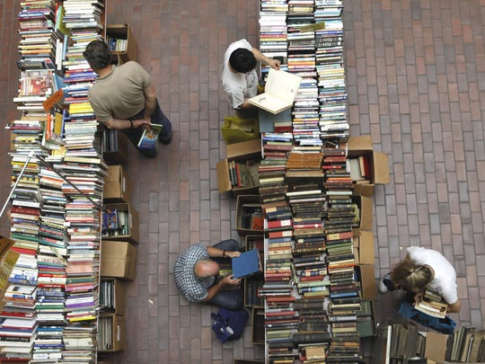 Celebrate books at Books by the Banks.