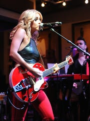 Lindsay Ell will perform at Fort Bliss' BaseFest.
