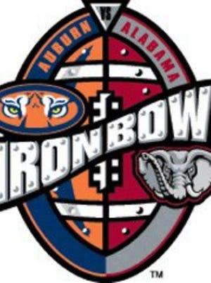 Iron Bowl bet.