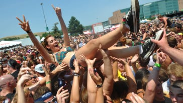 Graham: Warped Tour headed to parking lot in the sky